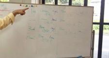 サンディング技術の講習会