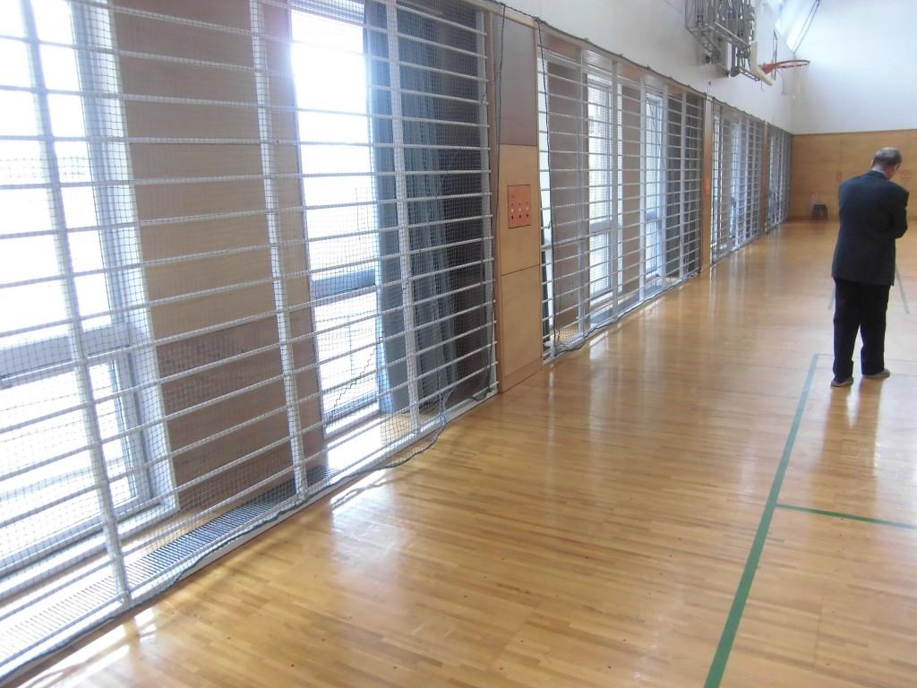 新潟県の体育館1